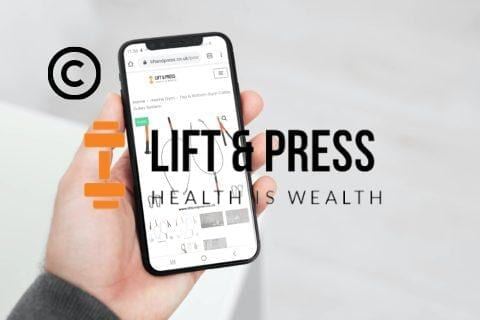 Lift and press shop - home gym equipment