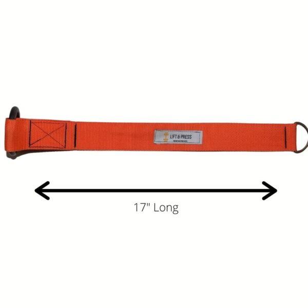 40mm orange loading pin