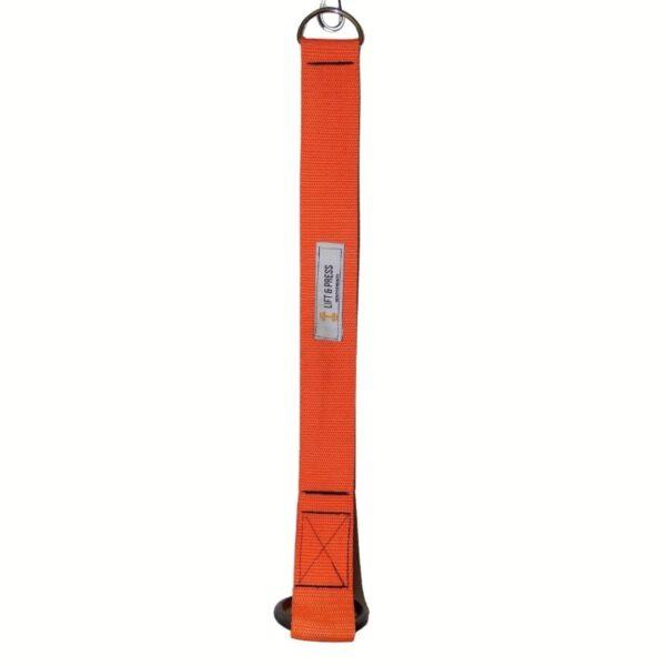 Orange 40mm Olympic Loading Pin
