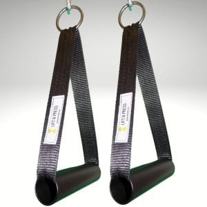 fat grip fitness pulley handles