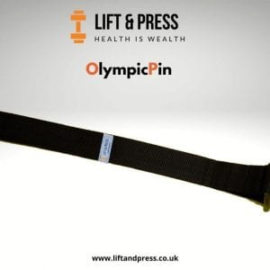 Olympic Loading Pin by Lift & Press