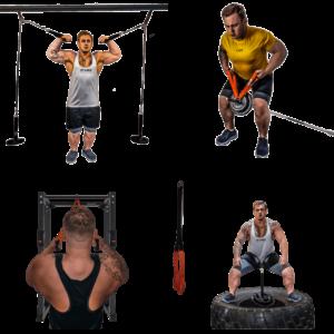 Home Gym Equipment - Multi Gym - Lift & Press