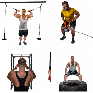 Home Gym Equipment - Multi Gym - Lift & Press