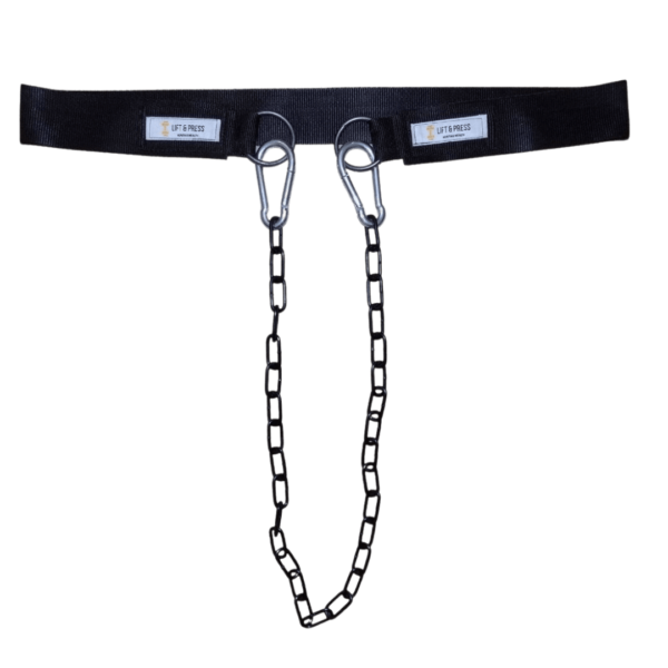 Heavy Duty Weight Lifting Belt for weighted Dips