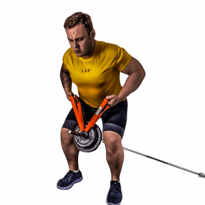 Landmine attachment for home gym workouts