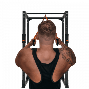 Suspension Trainer by Lift & Press enabling the best body weight exercises from your home!