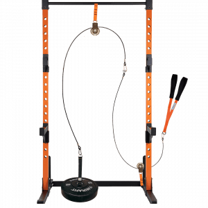 Custom Cable System - Build your own home gym cable system step by step